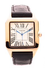 Cartier-Model03 (Hassan AlMarhoun) Tags: black leather hand watch cartier