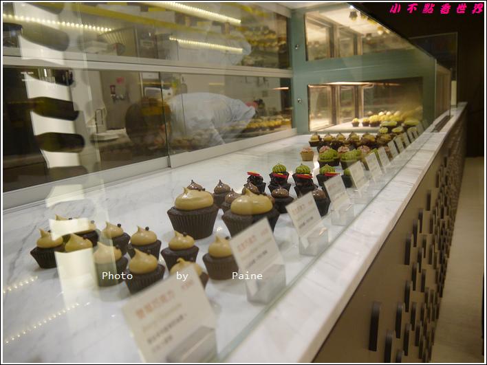 台北貝貝西點Les bebes杯子蛋糕專賣