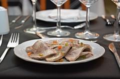 Lengua a la Vinagreta (felettimari) Tags: argentina buenos aires carlos gastronomia don cantina almuerzo vinagreta legua