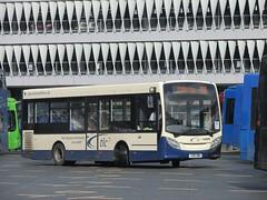 TLC 14685 YX15XMH Keighley Bus Stn on 708 (1280x960) (dearingbuspix) Tags: tlc 14685 yx15xmh