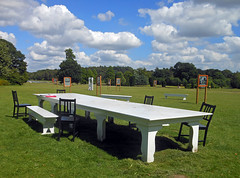 Come dine with me (Camperman64) Tags: clumberpark nottinghamshire dukeries summer bluesky