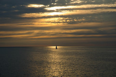 Sailing_into_the_sunset (Mol_PMB) Tags: malmo berlin sleeper train ferry sassnitz trelleborg