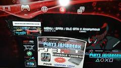 20160809_085732 (play3jailbreak) Tags: play3 jailbreak achat acheter commander ps3 slim 120gb dex rebug 475 manette sebastien gallo envoi france mondial relay