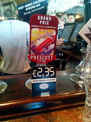 Prescott Grand Prix (DarloRich2009) Tags: grandprix prescott prescottales prescottbrewery prescottgrandprix brewery beer ale camra campaignforrealale realale bitter hand pull