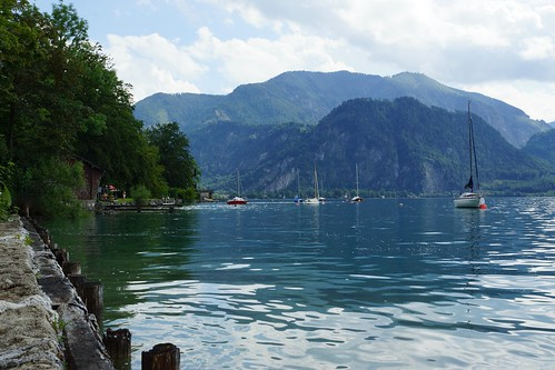Attersee Beach