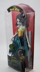 Zombie Snow White Doll by WowWee - Amazon Purchase - Boxed - Full Right Front View (drj1828) Tags: zombie onceuponazombie doll 11inch snowwhite articulated posable princess wowwee