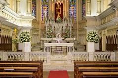 Igreja Boa Viagem  (1) (2048x1361) (Maria Viriato Decoracoes) Tags: boaviagem decorao decoraodecasamento enfeites igreja ornamentao ornamentos viriato