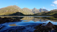 Five Sisters of Kintail, Scottish Highlands (Seras) Tags: scotland highlands rossshire wester ross reflections