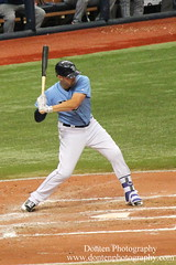 Curt Casali (jwdonten) Tags: majorleaguebaseball americanleague tropicanafield tampabayrays curtcasali