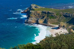 Cape of good hope (idrispanchard) Tags: rocks ocean see nature beach southafrica grandiose landscape goodhope capetown