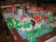 samstag2 (Zeï'Cygaïn) Tags: lego classic castle puzzling scapes pcs steinewahn 2016 berlin