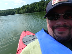 "Paddling at Green Lane Park • <a style=""font-size:0.8em;"" href=""http://www.flickr.com/photos/67316464@N08/29242135193/"" target=""_blank"">View on Flickr</a>"