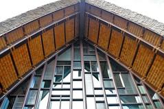 The Ahupua'a Roofline (Barry Wallis) Tags: hawaii oahu aulani koolina lanai ahupuaa