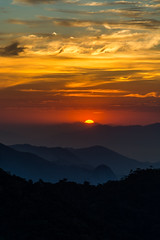 DSC_3732 (sergeysemendyaev) Tags: 2016 rio riodejaneiro brazil    corcovado trilhadocorcovado  hiking    scenery landscape   beauty outdoor     sunset dusk sun beautiful amazing colorful