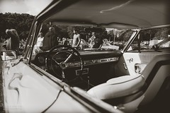 North West Vintage Rally (Ollie Smith Photography) Tags: vintage rally northwest halton cheshire widnes nikon d7200 lightroom sigma1750 car classiccars interior steeringwheel