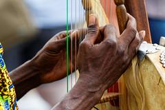 Really good street music at Portobello Rd (aleadam) Tags: music hand play instrument string street tension art