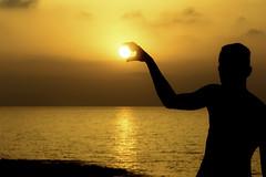 Magnifique coucher de soleil (yacinetrila) Tags: photo flikcr yacine nature