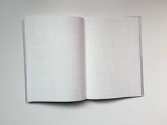 最後面附了方格眼記事頁@2017無印良品PVC封面滑順月週記事本 (in_future) Tags: muji 無印良品 月週記事本 週記事 記事本 行事曆 手帳 筆記本 note planner