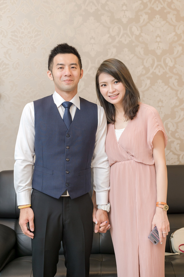 台南婚攝 情定婚宴城堡永康館 婚禮紀錄 C & V 022