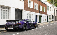 Purple Carbon. (Alex Penfold) Tags: mclaren p1 vp5 purple carbon supercars supercar super car cars autos alex penfold 2016 london