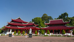 Sam Poo Kong Temple (HansPermana) Tags: semarang indonesia temple sampookong chinese touristic red traditional religious java