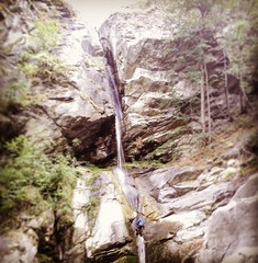 canyon series III (Caste.) Tags: insomniacanyoning avventura colore wild canyoning mountain waterfall caste