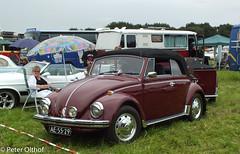 Volkswagen Käfer / Kever / Beetle Cabriolet (peterolthof) Tags: neurhede 1011092016 peter olthof peterolthof