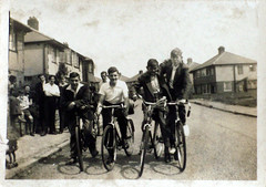 Photo of Bicycle Club, 1930s'