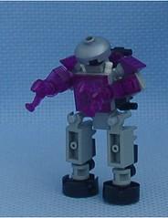 Kre-O Chub (Mantis.King) Tags: kreo lego legogaming legomecha moc mechaton mobileframezero mfz mf0 microscale mecha mech scifi futuristic brickblend wargames