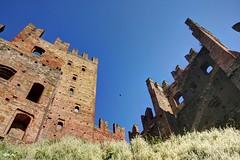 La Rocca di Castell'Arquato (ErmaAnna) Tags: rocca castellarquato piacenza borgo torre mura medioevo italia emilia hdr