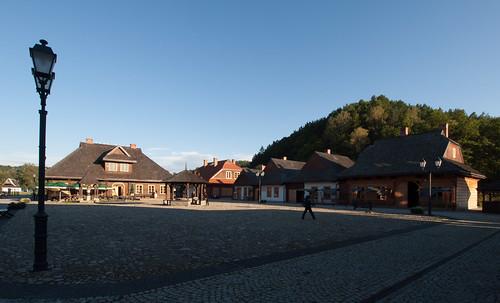 Galizisches Dorf