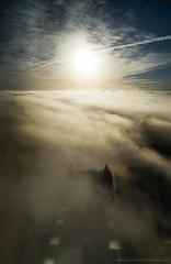 Fog Over Liverpool (Lee Carus) Tags: liverpool cathedral anglican fogsonyalphaa99sigma1214