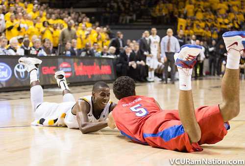 VCU vs. Dayton