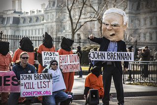 Witness Against Torture: John Brennan