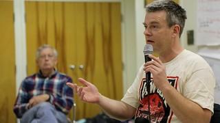 Witness Against Torture: Andy Worthington Speaks