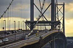 Hump back bridge (Grant_R) Tags: scotland edinburgh northqueensferry forthroadbridge forthbridges grantr