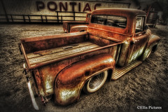 Rusty Pick Up (Ellis Pictures) Tags: