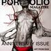 Artist Portfolio Magazine - Anniversary Issue, Issue 6, April 2012 - Cover