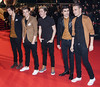 2013 NRJ Music Awards, held at the Palais des Festivals - Arrivals Featuring: One Direction