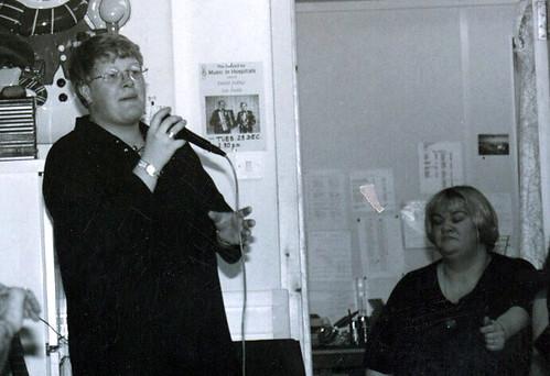 Fiona and Sheena Duff 1990s