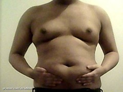 e18457ca-fd01-4c19-b124-53ff23edaedf (hainekogains) Tags: fat chubby plump obese chunky moobs gaining gainer