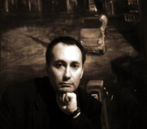 Adolfo Vásquez Rocca PHD. _ Doctor en Filosofía y Teoría del Arte _Retrato Arte Conceptual