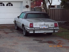 '86-'87 Pontiac Grand Prix (Foden Alpha) Tags: grand prix pontiac mapleridge 585anm