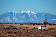 Interstate 40 (ezeiza) Tags: sanfrancisco arizona mountain highway san francisco az crater freeway area rest interstate 40 peaks sanfranciscopeaks meteor interstate40 interstatehighway40 meteorcraterrestarea