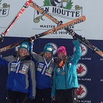 Women's BC Ski Team - Nakiska FIS Van Houtte Super-G PHOTO CREDIT: Gregor Druzina