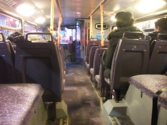 First Glasgow Volvo Olympian 31449 Interior 13/02/13 (David_92) Tags: volvo glasgow interior first sos alexander rl olympian n960 31449 n960sos