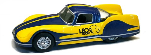 1a Leo Models Fiat Turbina promozionale
