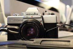 Minolta (josemrosas) Tags: camera minolta