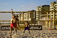 Volleyball Boys 1 (@mich.robinson) Tags: summer people beach canon australia adelaide volleyball southaustralia glenelg glenelgbeach michellerobinson 5dmkii michmutters