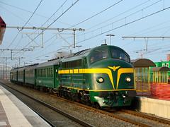 ♡♡ Valentrein passeert het station van Duffel - 202.020 ♡♡ (Ervanofoto) Tags: nikon belgium belgique belgië d200 belgien duffel ervanofoto
